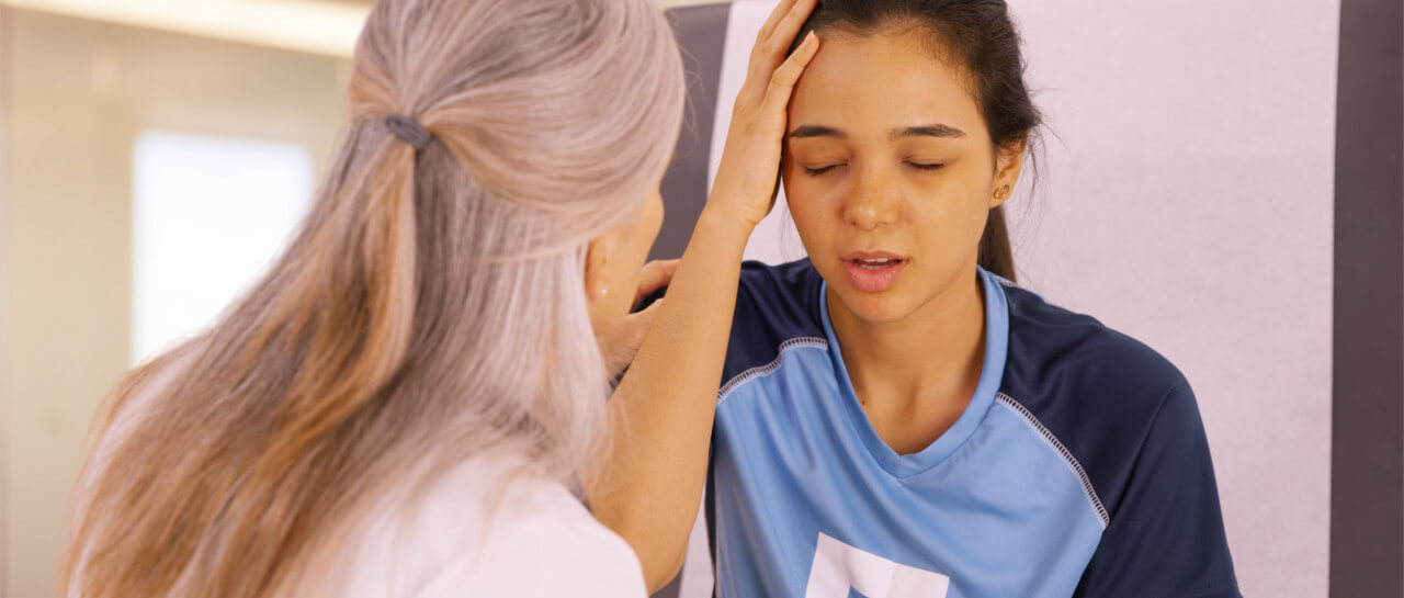 concussion therapy relief Bellaire