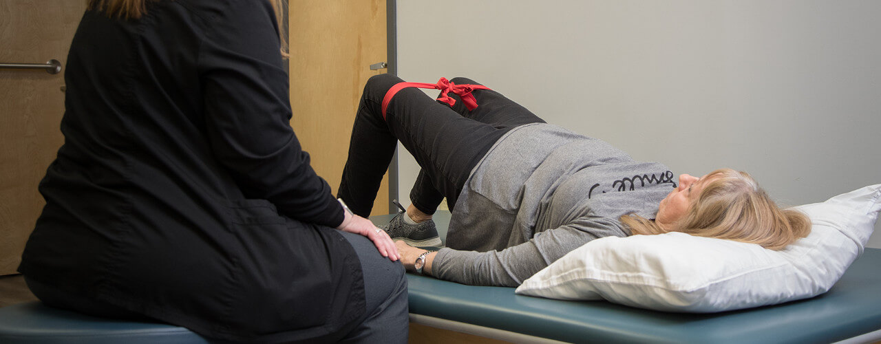 hip pain relief and knee pain relief Bellaire, OH